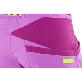 La Sportiva Mantra Pants Women Purple/Plum